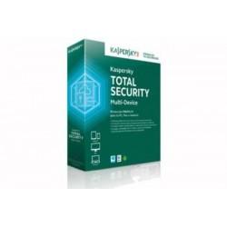 SOFT KASPERSKY 2015 TOTAL INTERNET SECURITY MULTIDEVICE 3 LICENCIA