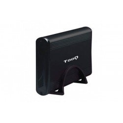 CAJA EXT 3.5 TOOQ TQE-3518B IDE/SATA USB 2.0 NEGRA