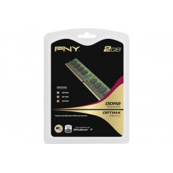 MEMORIA 2GB DDR2 800 PNY BLISTER
