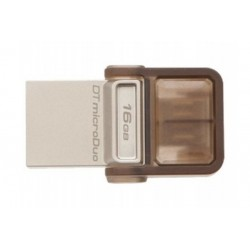 PEN DRIVE 16G KINGSTON MICRODUO DTDUO 16GB