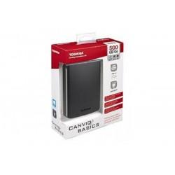 HD EXTERNO 500GB TOSHIBA USB 3.0 HDTB305EK3AA garantia fab